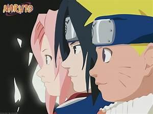 Naruto Characters: Team Kakashi  Naruto