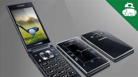 flip android phone samsung w2016 a galaxy s6 trapped inside a flip phone