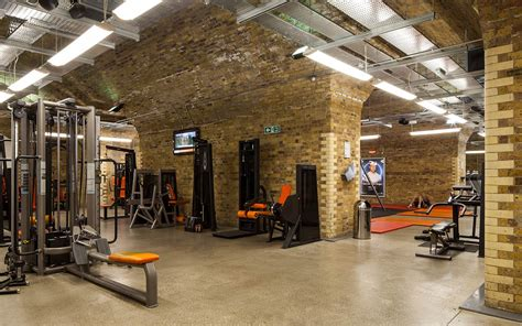 Gym Interior : Fitness For Less, Architectural