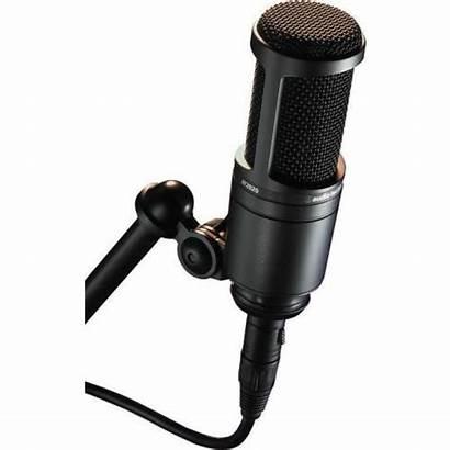 Microfono Condensador At2020 Profesional Technica Audio