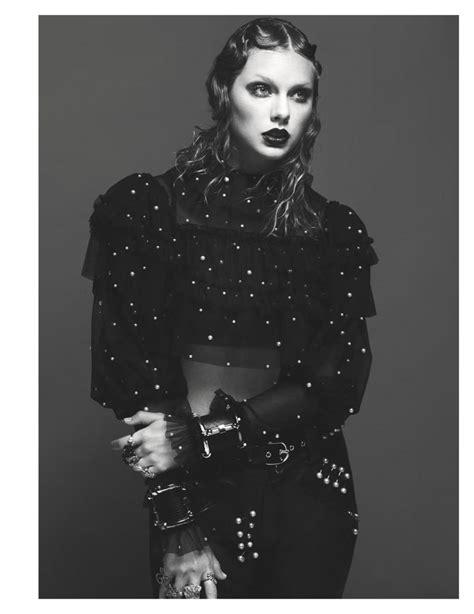 TAYLOR SWIFT in Vogue Magazine, January 2018 – HawtCelebs