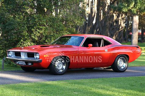 Plymouth Barracuda '440 Six-pack' Coupe (lhd