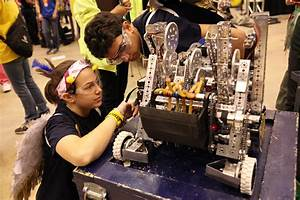 Computer Hardware Engineer Education All Girl First Tech Challenge Team Puts New Technology To