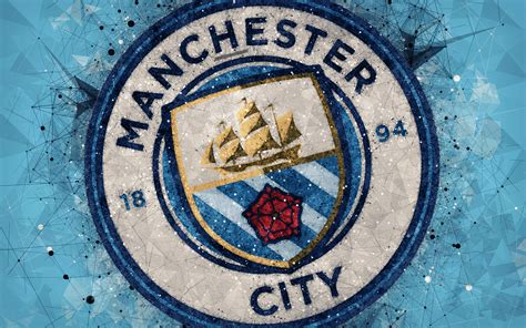 wallpapers manchester city fc  logo