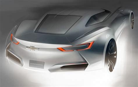 generation camaro concept  renderings camaro