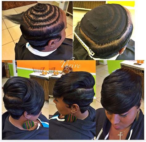 pin  janelle goines lasley  short cute hair