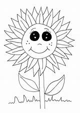 Activities Fall Fun Coloring Sunflower Seasonal Contains Arrival Few Crossword Puzzle Supplies sketch template