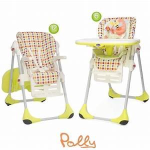Chaise Haute 2 En 1 : chicco chaise haute polly 2 in 1 sunny sunny achat vente chaise haute 8058664034437 cdiscount ~ Louise-bijoux.com Idées de Décoration