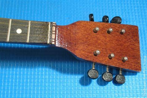 Vintage Russian Balalaika 6 Strings Folk Guitar Musical