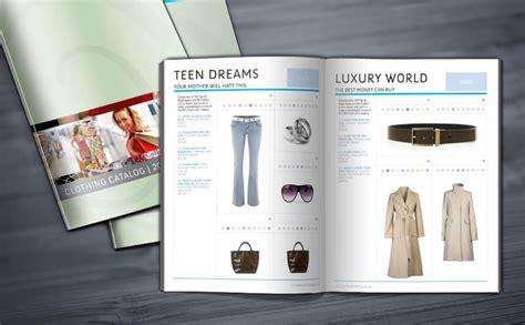 indesign catalog clothing grid catalog indesign template