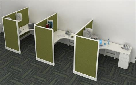 modern cubicles   privacy screen panels