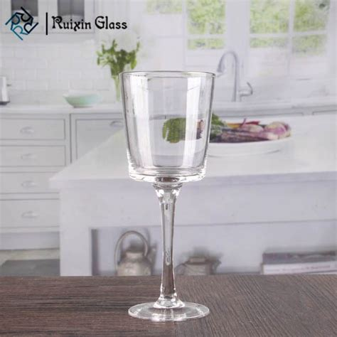 Clear Candlestick Holders by Clear Candlesticks Glass Goblet Candle Holders Wholesale