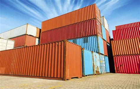 The Many Uses Of Aftermarket Shipping Containers
