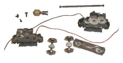 hornby train restorations bachmann drive coupling repair