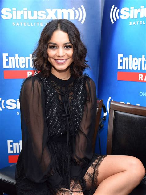 Vanessa Hudgens: SiriusXM Radio at Comic-Con 2016 -05 ...