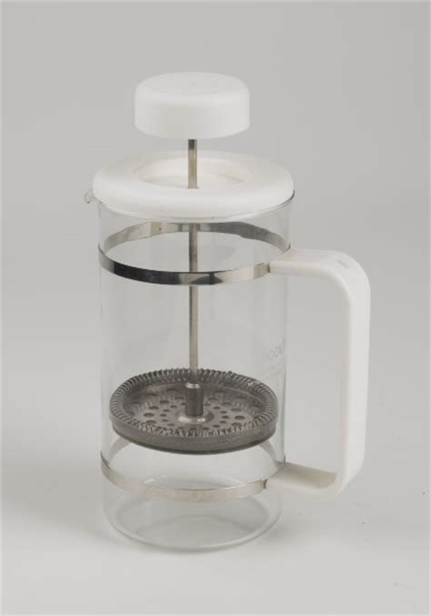 The standard would be 2 tablespoons of coffee for every 6 ounces of water. French Press Tutorial - I Need Coffee