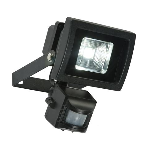 48742 olea pir outdoor led wall flood light automatic