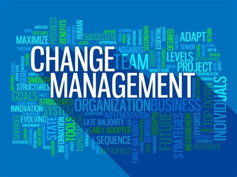change management  introduction sanctus training