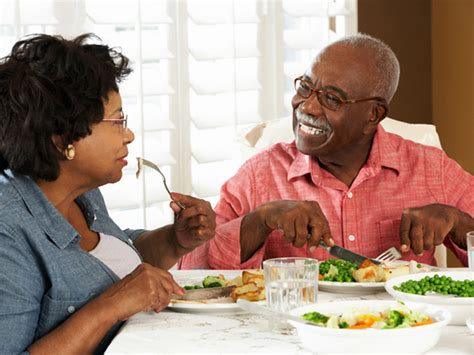 healthy eating  older adults