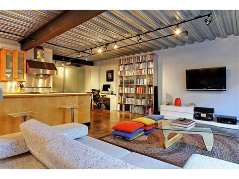 metal ceiling home basement ceiling