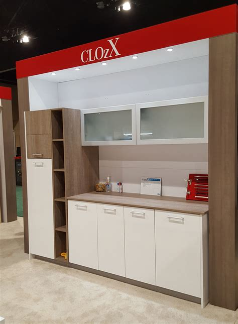 Closet Cupboards by Quest Engineering Attends Cabinets Closets Conference Expo