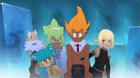 wakfu  animated series english dub blu ray kickstarter