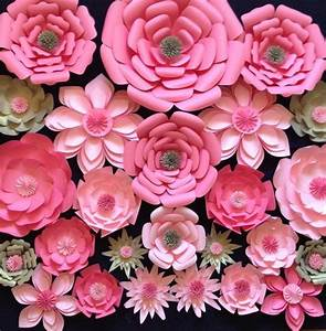 Large Paper Flowers-Backdrop-Wedding Arch-Photo Booth