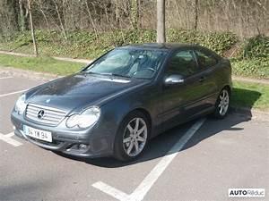 Mercedes Classe C 220 Cdi Coupe Sport : achat mercedes classe c coupe sport 220 cdi 2007 d 39 occasion pas cher 8 700 ~ New.letsfixerimages.club Revue des Voitures
