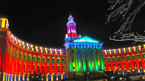 denver s annual christmas light display colorado