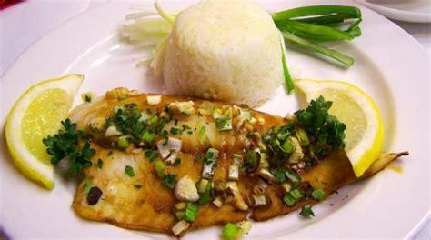 poisson facile a cuisiner le filet de colin sauce citron au four ma recette familiale