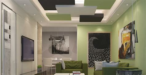 Attractive Bedroom False Ceiling Design Modern Collection
