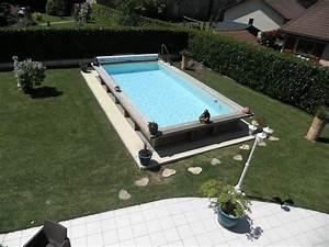 Piscine Hors Sol En Bois Pas Cher : piscine bois semi enterree prix 4 piscine hors sol bois ~ Premium-room.com Idées de Décoration
