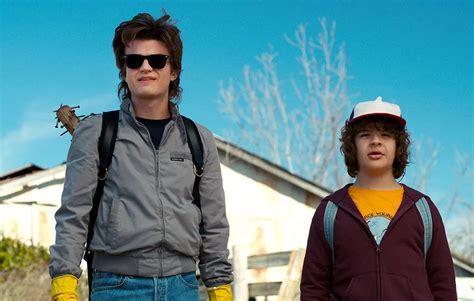 ¿Un spin-off de Stranger Things con Dustin y Steve? Gaten ...