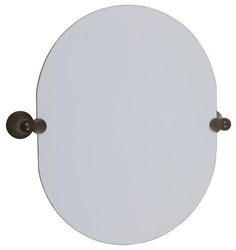 pivot bathroom mirror bronze oval pivot mirror in rubbed bronze finish