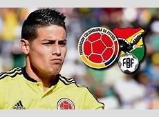 Colombia vs Bolivia Hora y transmisión EN VIVO