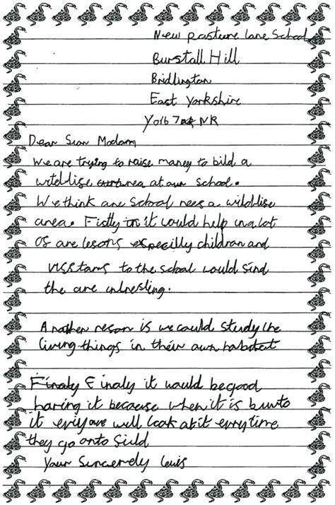 kids persuasive letter     persuasive letter
