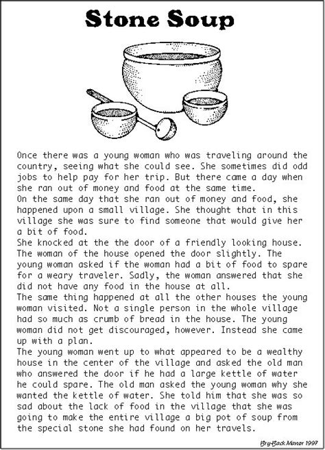 best 25 soup ideas on soup book 187 | f5002a1bd25df2dfbf3bf070a2ada1dd stone soup recipe stone soup activities