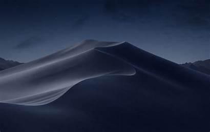 Mojave Macos Night Desert 5k 4k Wallpapers