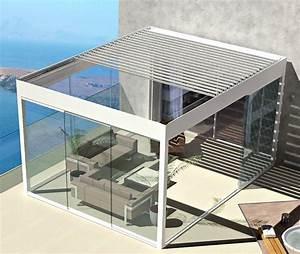 Sonnenrollo Für Balkon : wintergarten f r terrasse bungalow mit wintergarten und terrasse f r naturliebhaber windschutz ~ Sanjose-hotels-ca.com Haus und Dekorationen