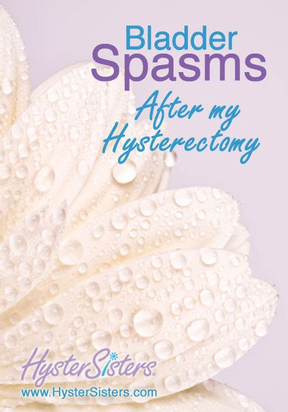 bladder spasms pelvic floor article hystersisters