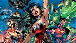 Superman Wonder Woman Wallpaper - WallpaperSafari