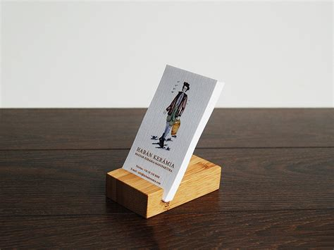 Wood Business Card Holder. Bamboo Business Card Stand. Wooden Vector Visiting Cards Background Free Download Best Business Pinterest With Grey Should Be Blank On The Back Black Friday For Artist Pink And Beauty