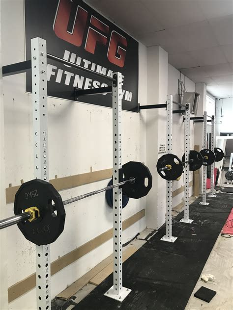 power rack wall mounted squat rack exercise equipment