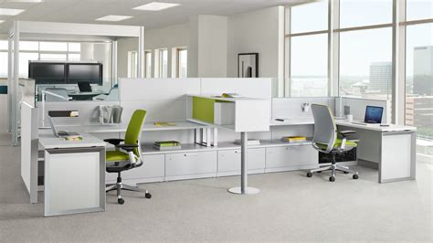 Bureau Steelcase - answer office workstations panel systems steelcase
