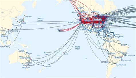 Why don't flights fly over the Pacific Ocean? - Quora