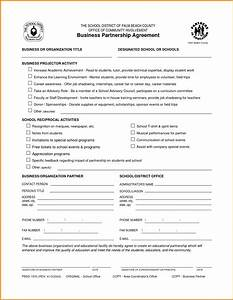agreement templates portablegasgrillwebercom With corporate partnership agreement template