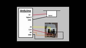 Arduino Wii Nunchuck Servo Control Free
