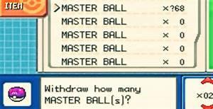 Pokemon Ruby Gameshark Cheats Master Ball Wallpaperall