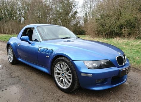 Used 2002 Bmw Z3 Z3 Sport Roadster For Sale In Wiltshire