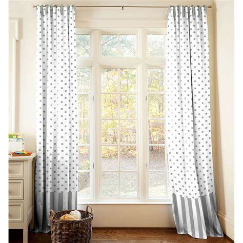 Decorating: Striped Curtains For Your Living Room Decor